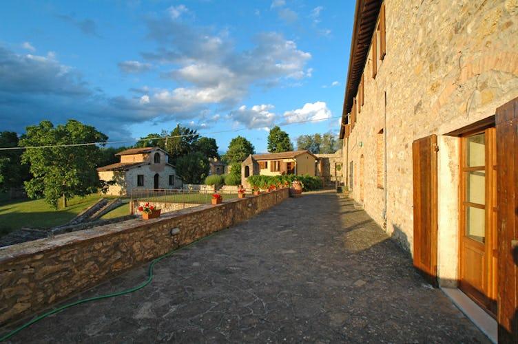 Fattoria di Catignano Casa Vacanze nel Chianti