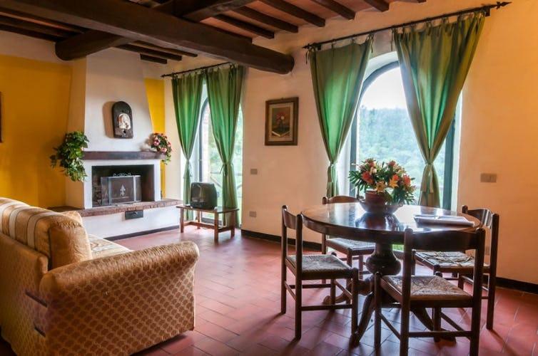 appartamenti in agriturismo in Toscana
