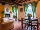 apartments in Tuscan farmhouse