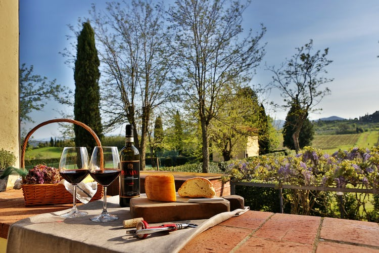 Fattoria Pagnana: enjoy the tranquility in Tuscany