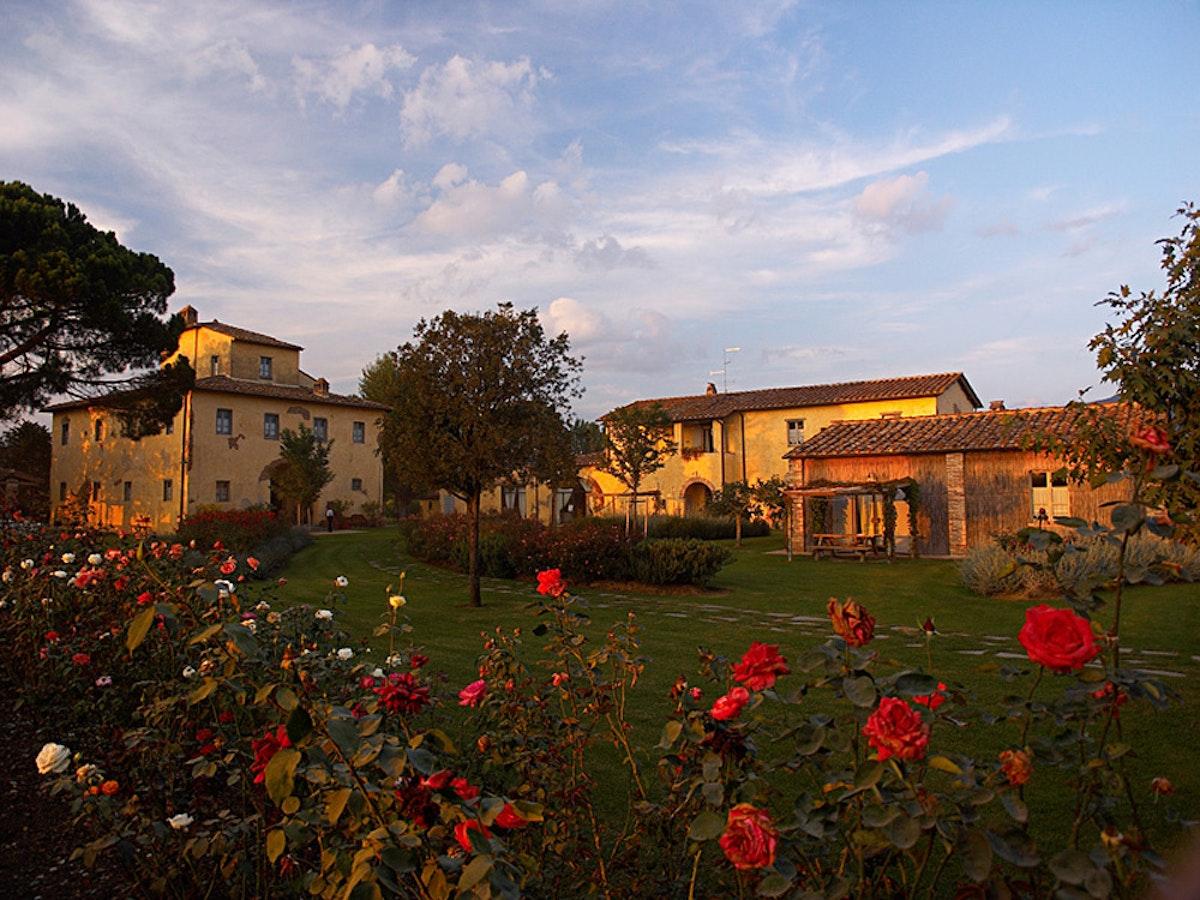 Villa Fontarronco Monte San Savino