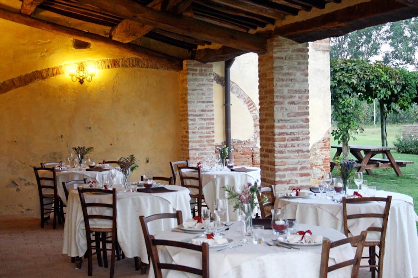 Restaurant Sorano Tours