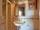 Uno dei bagni privati