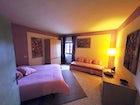 La graziosa camera dell'appartamento Edera