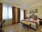 Le camere Family possono ospitare letti aggiuntivi su richiesta