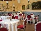Hotel Bernini Palace - La sala dove viene servita la colazione al mattino