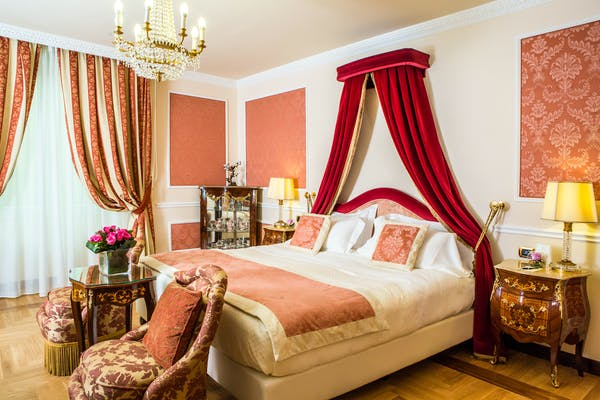 Hotel Bernini Palace - More details