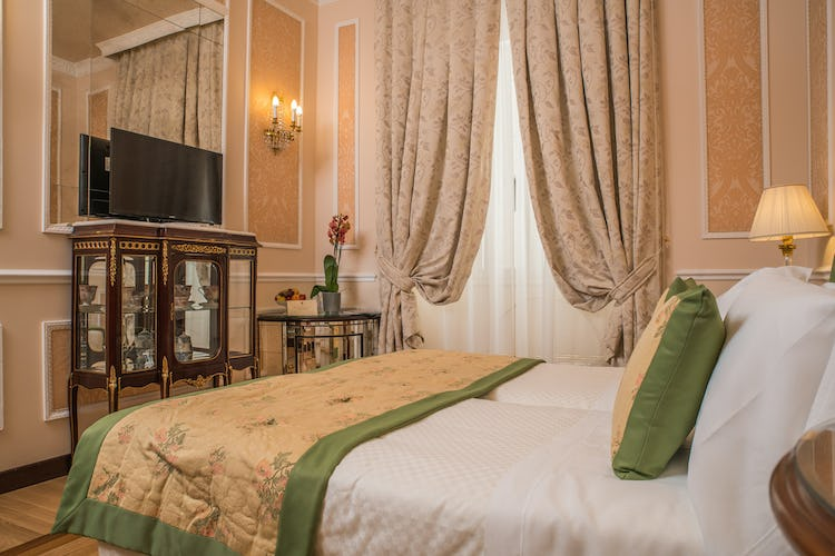 Hotel Bernini Palace - La Suite Superior