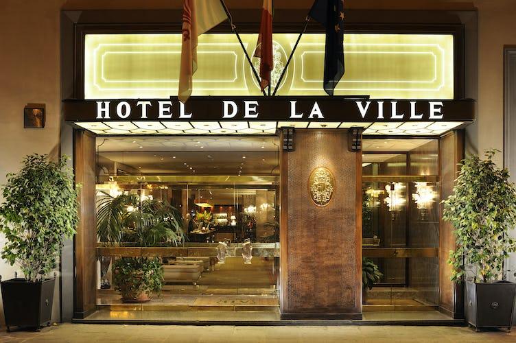 Hotel De La Ville - Centro Firenze