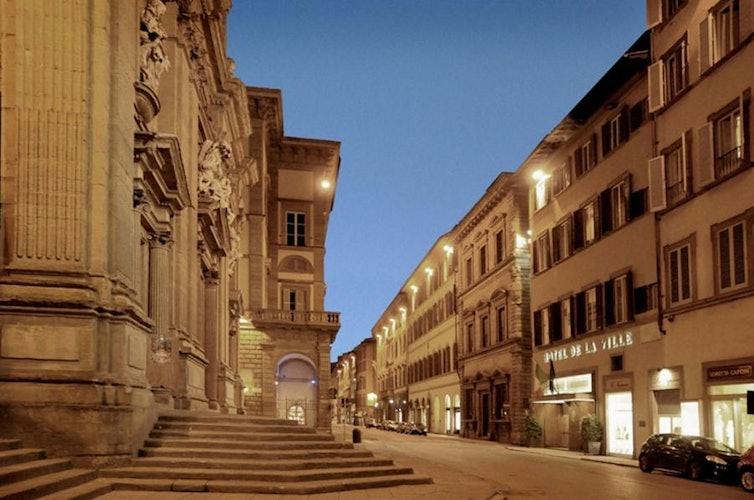 L'hotel è situato vicino a tutti i siti di maggior interesse