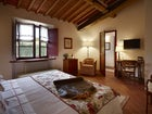 Spacious bedrooms at Hotel le Fontanelle