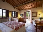 Private balconies and terraces are available at le Fontanelle, deluxe