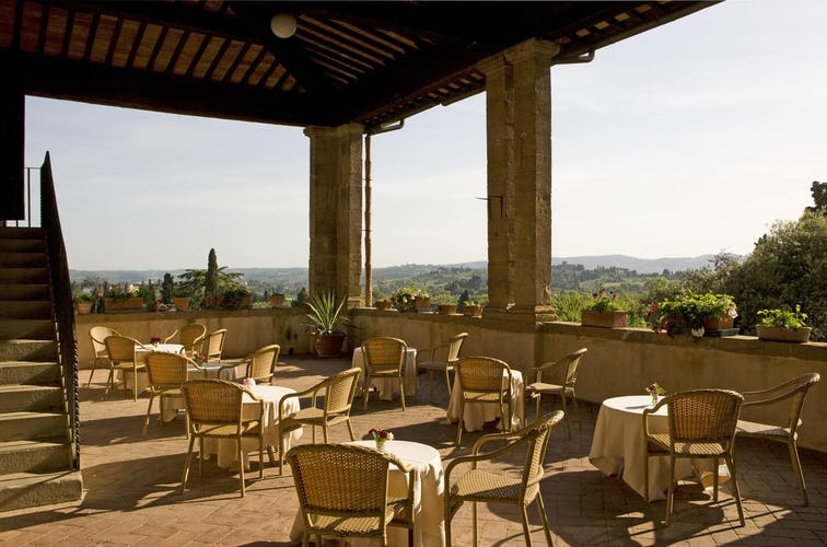Hotel Torre di Bellosguardo - Il servizio di reception è disponibile 24 ore su 24