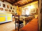 Common Area at I Cerretelli Tuscany Farmhouse