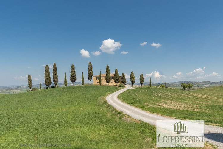 I Cipressini Villa Rental near Pienza and Bagno Vignoni