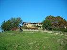 External view of farmhouse Belforte in Tuscany