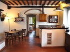 Capinera apartment, particular of the kitchenette