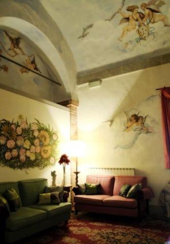 A unique hotel in Siena, il Chiostro del Carmine
