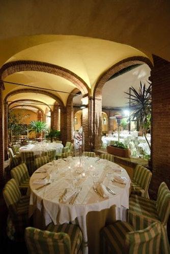 Ideal for a destination wedding  at il Chiostro del Carmine