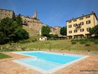 Under the shadow of a medieval fortress, il Ciliegio Residence