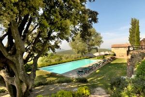 Il Delfizio - Poolside Panorama