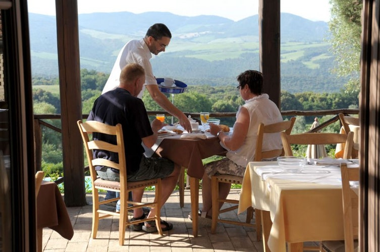 Il Defizio will spoil you with genuine Tuscan hospitality