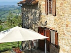 Relaxing at Il Fornaccio Florence Country B&B