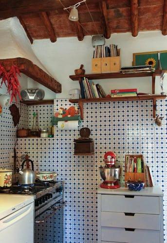 Dettagli in Cucina Il Fornaccio B&B Firenze