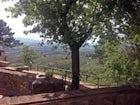 San Baronto view under the Tuscan sun