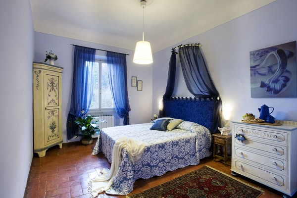 Il Palagetto Guesthouse - Romantic Bedroom