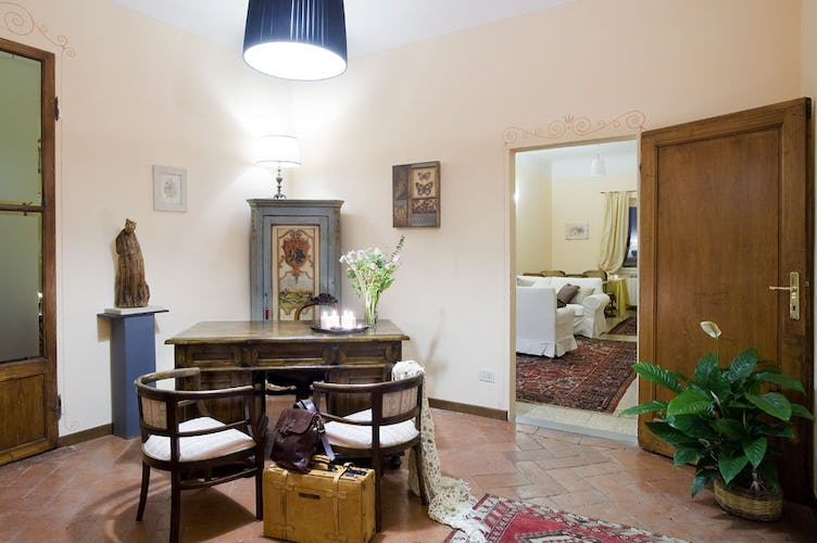 Reception Florence B&B Il Palagetto
