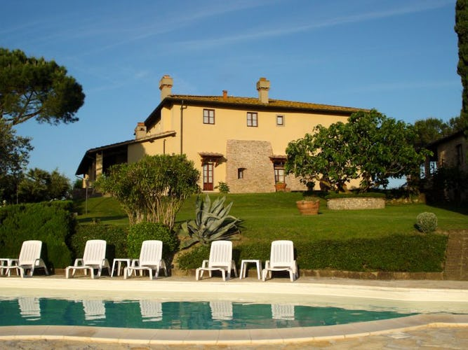 Relax a Il Poggetto in Toscana