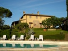 Relaxing at Il Poggetto Vacation Home Tuscany