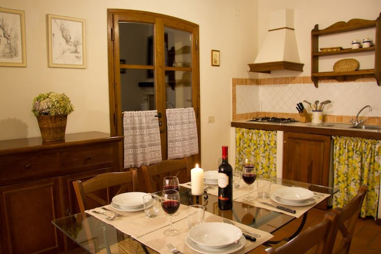 Chianti Farmhouse Accommodation Il Poggetto