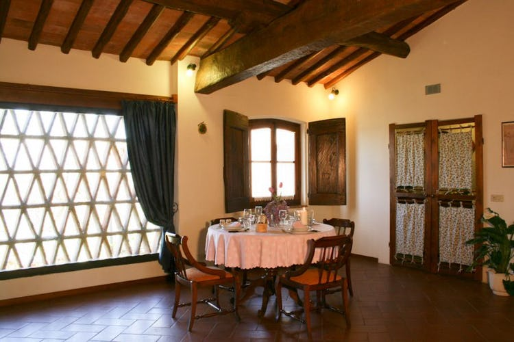 Accommodation in Montespertoli Il Poggetto