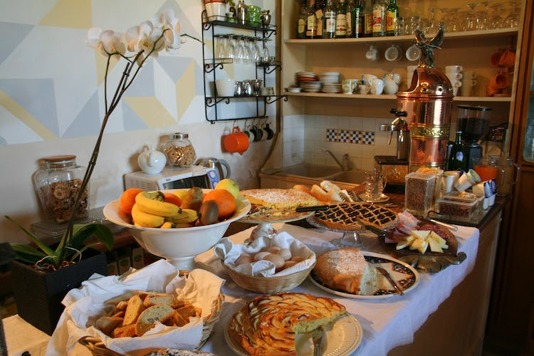 Il Sole Del Sodo - Hearty seasonalo buffet