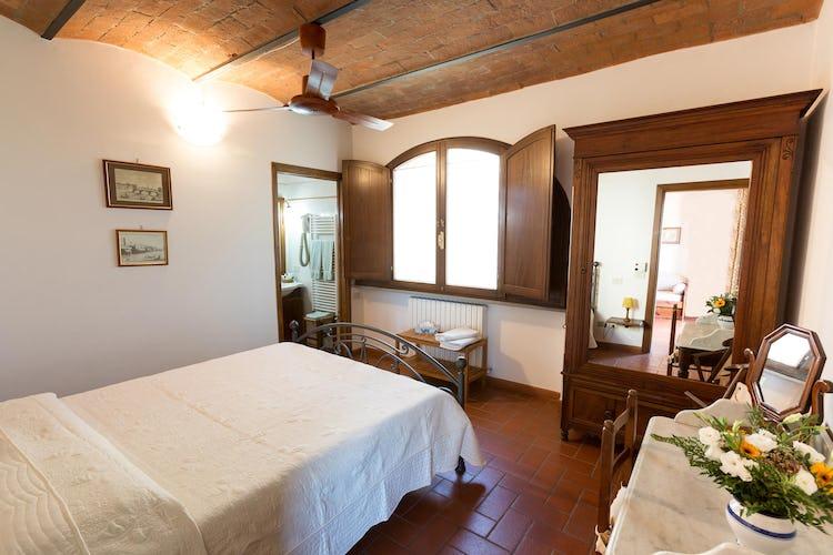 La Canigiana appartamenti per vacanze nel Chianti: appartamento con una camera da letto