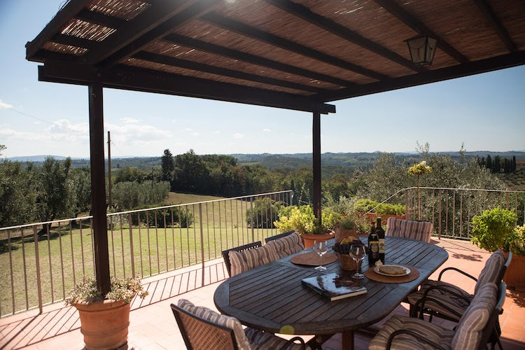La Canigiana Chianti Vacation villa for up to 6 persons