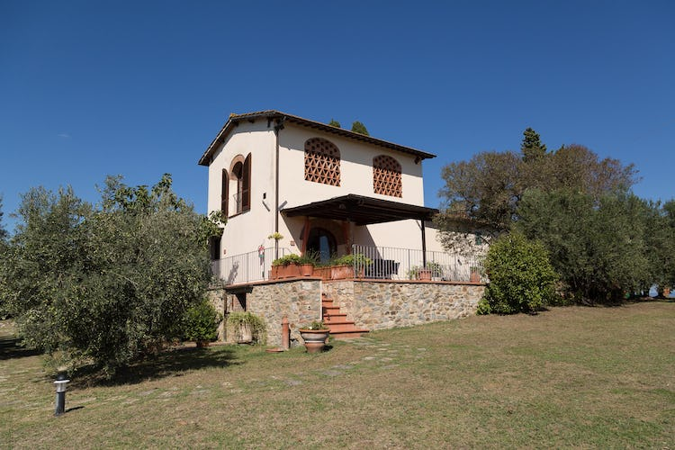 La Canigiana Chianti Vacation Apartments between Florence & Siena