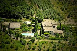 La Casa in Chianti: Terrazza privata