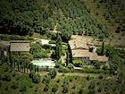 La Casa in Chianti: Private Terrace