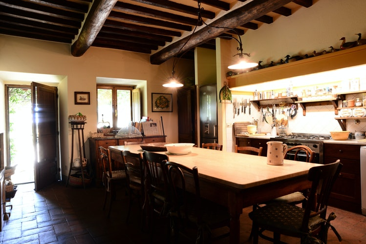La Casa in Chianti, ideale per gruppi e famiglie anche numerose