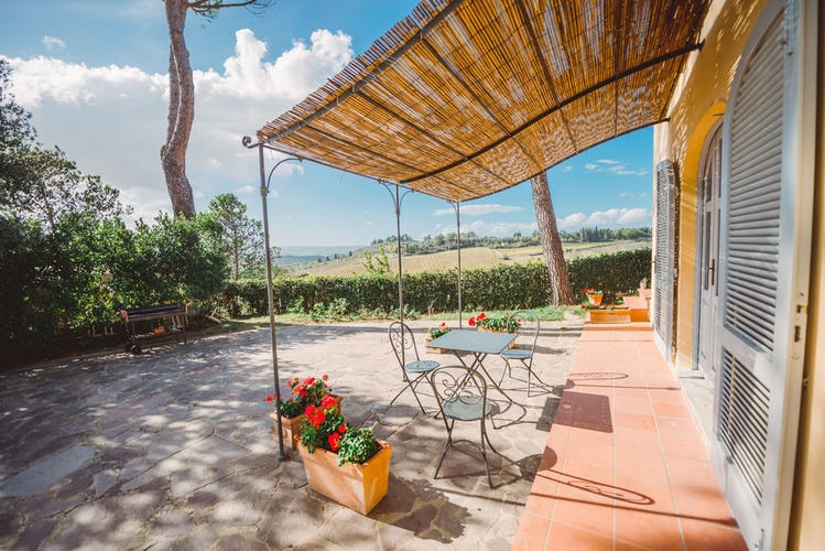 La Certaldina - Vacation apartments in Tuscany with wine and olive oil tastings