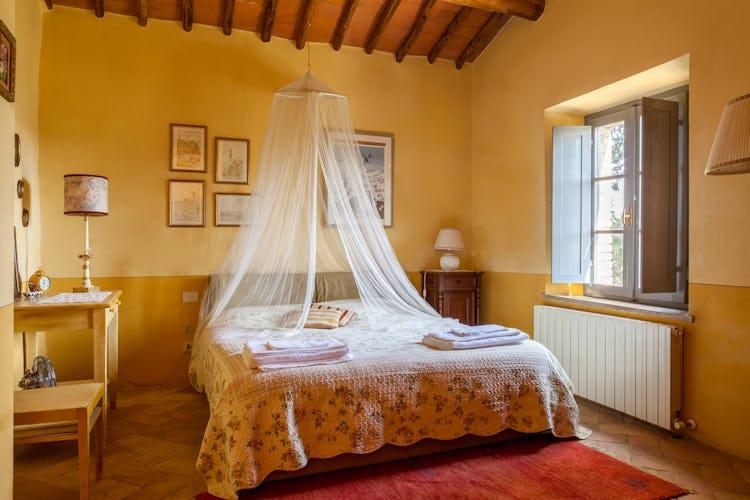 La Pieve Marsina: Cosy double bedrooms