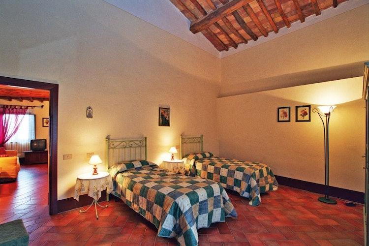 Farmhouse Apartment La Rocca di Cispiano Chianti