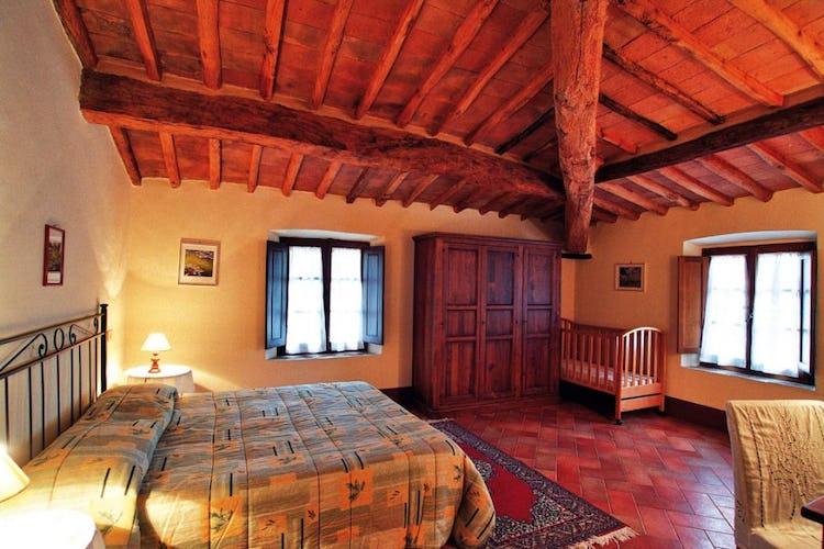 Vacanze in Chianti a La Rocca di Cispiano