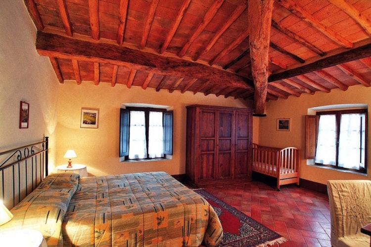 Chianti Holidays at La Rocca di Cispiano