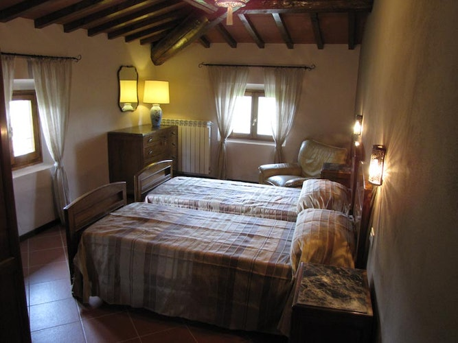 La Topaia Farmhouse B&B Accommodation Near Florenc