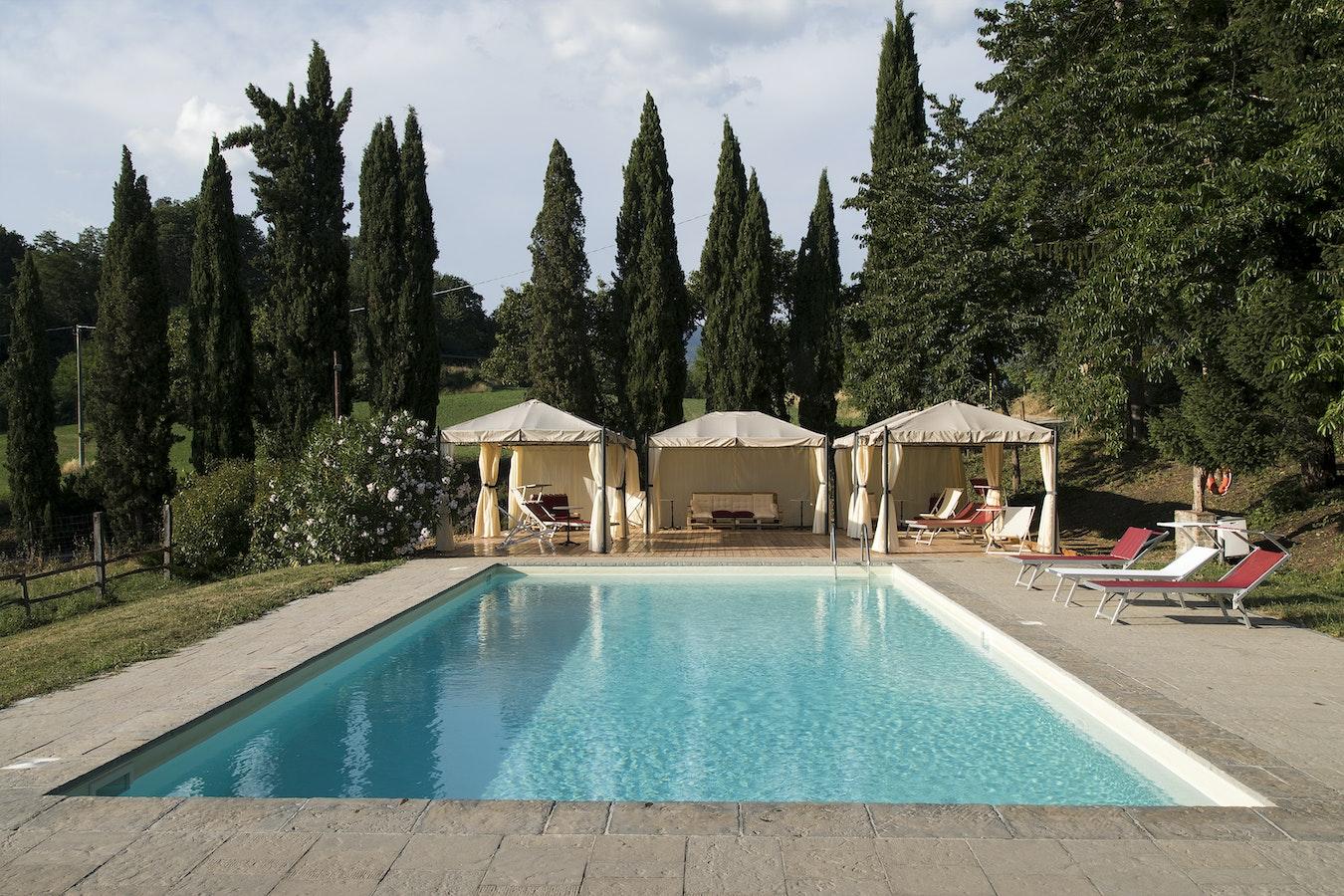 Agriturismo la topaia borgo san lorenzo mugello - Agriturismo firenze con piscina ...