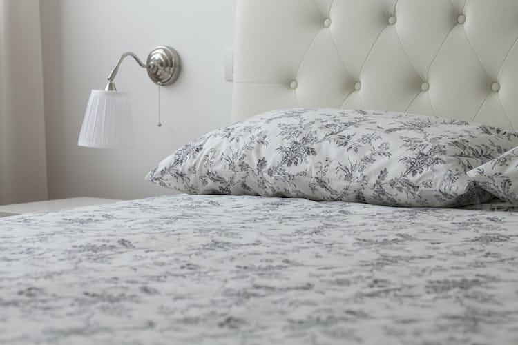 Le Dimore del Borgo: la raffinata eleganza della biancheria nelle camere da letto